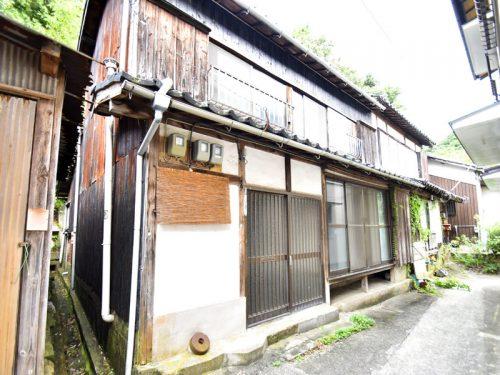 兵庫県たつの市 港町に建つ日本家屋をお好みで再生しませんか♪