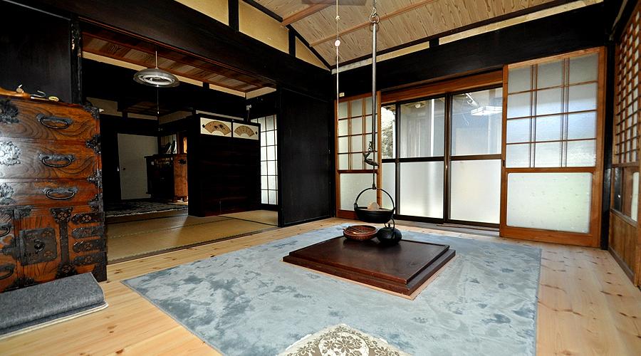 兵庫県たつの市、〇〇邸