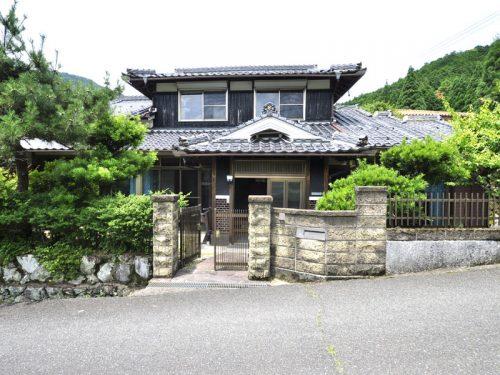 兵庫県丹波市 即入居可能!<br>日本家屋で田舎暮らしを満喫しませんか☆