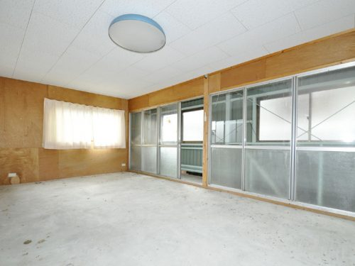 倉庫2階 内部