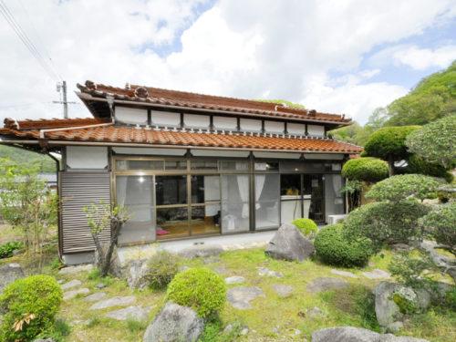 岡山県備前市 駅・ICが近い交通アクセスに恵まれた日本家屋で田舎暮らしはいかが☆
