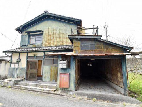 兵庫県上郡町 生活至便な立地の元アパート物件!新築用地としても利用可能です♪
