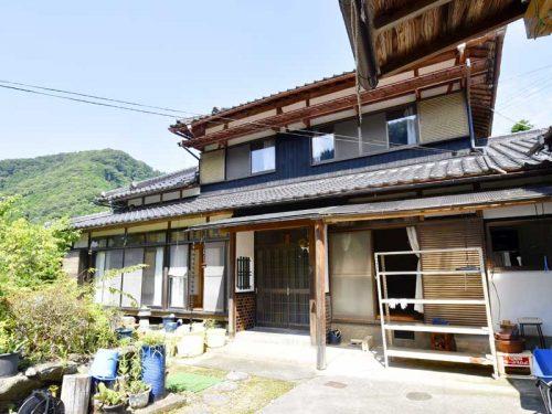 兵庫県佐用町 のどかな時間の流れる自然豊かな環境の日本家屋で田舎暮らしを♪