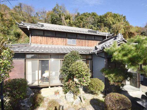 兵庫県赤穂市 海沿いに建つ日本家屋♪穏やかな瀬戸内海の景色を楽しめます☆