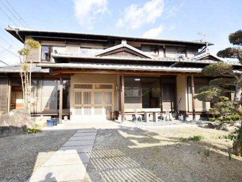 兵庫県姫路市 補修不要の広々日本家屋♪生活至便な立地でスローライフを☆