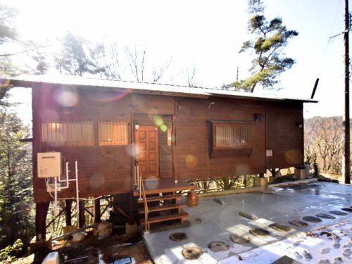 兵庫県姫路市 森林に囲まれた静かな環境でゆっくり過ごしてみませんか♪