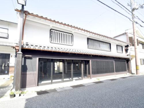 兵庫県たつの市 伝統的な建築物が立ち並ぶ城下町の町家物件でお店をしませんか☆