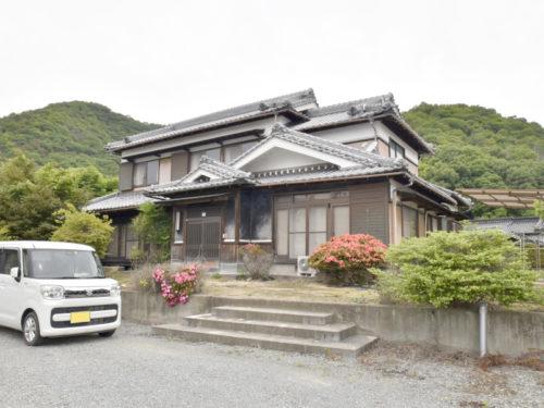 兵庫県たつの市 工夫次第でいろいろと楽しめる広々敷地の物件で田舎暮らしをしませんか?