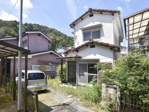 兵庫県姫路市 夢前町のコンパクトで管理がしやすいお家♪