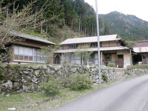 兵庫県姫路市 山間の静かな集落☆古民家でのんびりと暮らしませんか♪