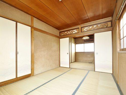 △2階 続き間の和室