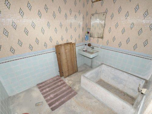 △広い浴室