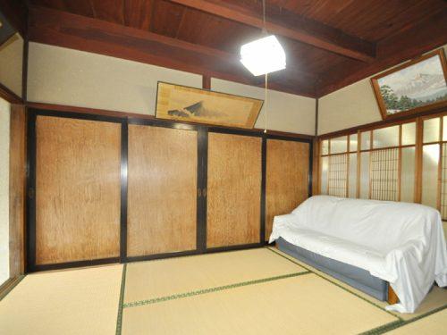 和室6畳(玄関ホール)
