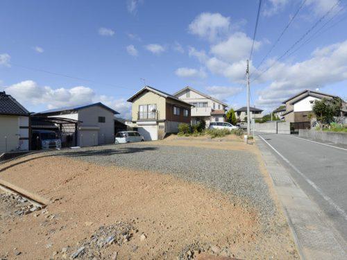 兵庫県たつの市 約104坪のゆったり住宅用地☆人気の角地物件です(^^♪