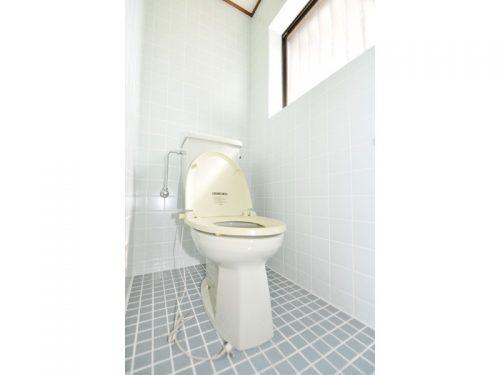 和室側のお手洗い