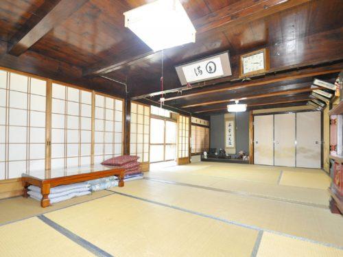 田の字側の和室