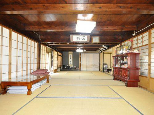 田の字型の和室