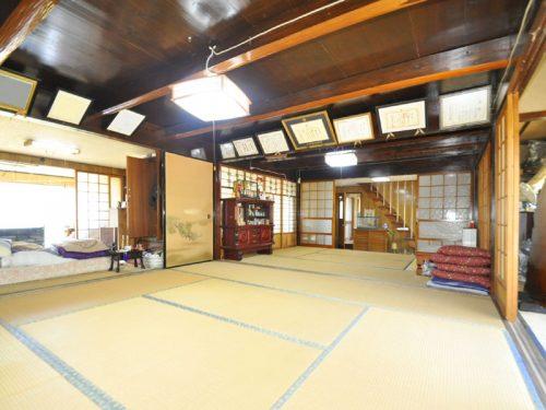 田の字型の和室(別角度)