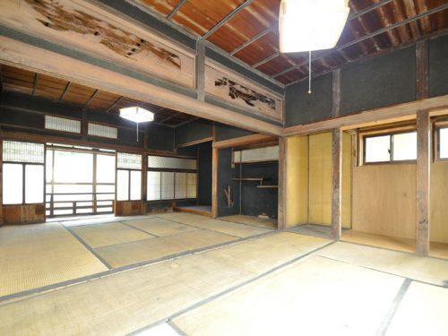 2階続き間の和室