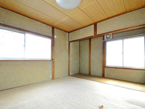 1.5階和室6畳